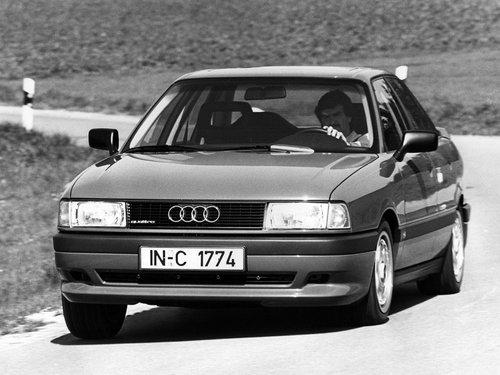 Audi 80 1991 - 1995