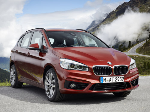 BMW 2-Series Active Tourer 2014 - 2018