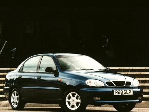 Daewoo Lanos 1997 - 2000