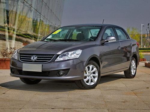 Dongfeng S30 2014 - 2017