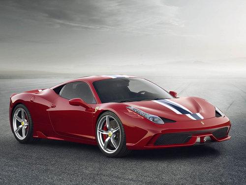 Ferrari 458Speciale 2013 - 2016