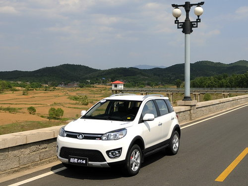 Great Wall Hover M4 2013 - 2016