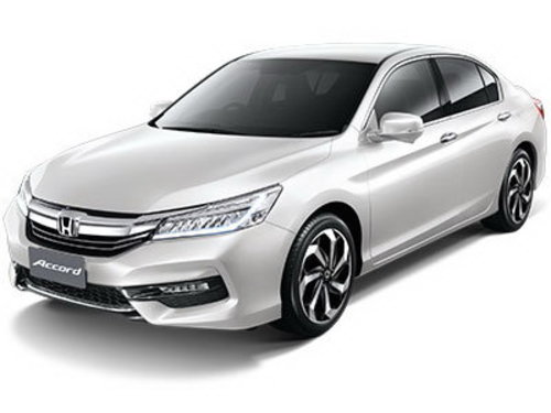 Honda Accord 2016