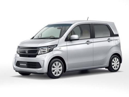Honda N-WGN 2013 - 2016