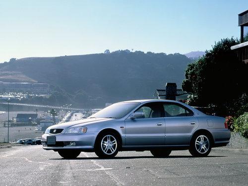 Honda Saber 1998 - 2001