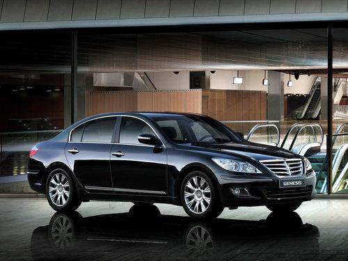Hyundai Genesis 2008 - 2012