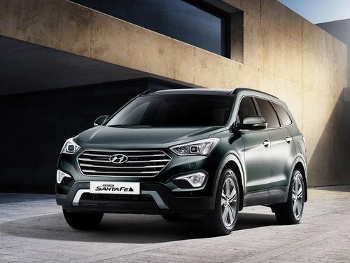 Hyundai Grand Santa Fe 2013 - 2016