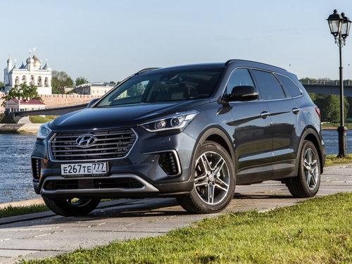 Hyundai Grand Santa Fe 2016 - 2018