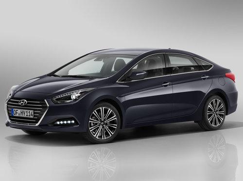Hyundai i40 2015 - 2017