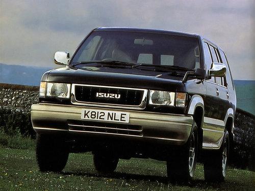 Isuzu Bighorn 1993 - 1995