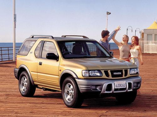 Isuzu MU 1998 - 2000
