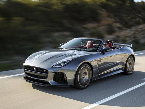 Jaguar F-Type 2017 - 2019