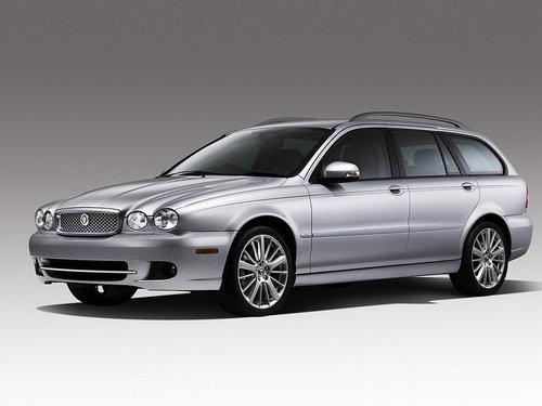 Jaguar X-Type 2007 - 2009