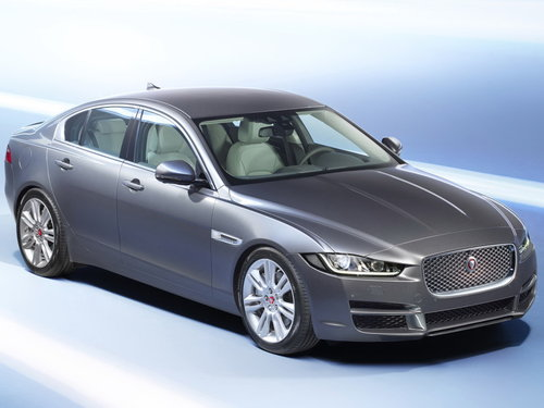 Jaguar XE 2015 - 2019