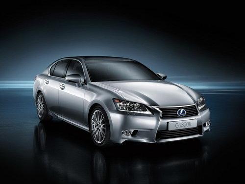 Lexus GS300h 2013 - 2015