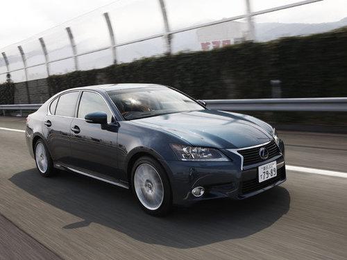 Lexus GS450h 2012 - 2015