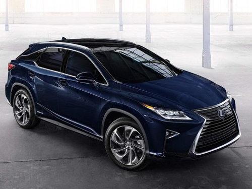 Lexus RX200t 2015 - 2017