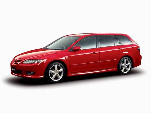 Mazda Atenza 2002 - 2005