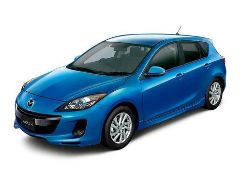Mazda Axela 2011 - 2013