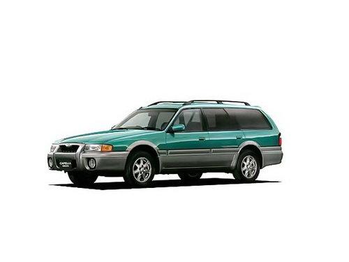 Mazda Capella 1996 - 1997