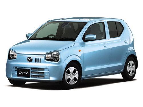 Mazda Carol 2015