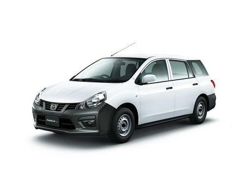 Mazda Familia 2017 - 2018