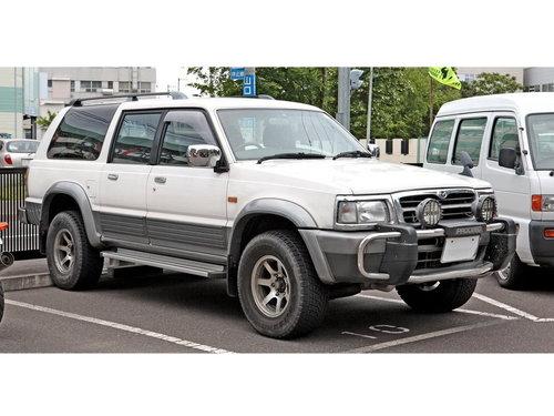 Mazda Proceed Marvie 1996 - 1999