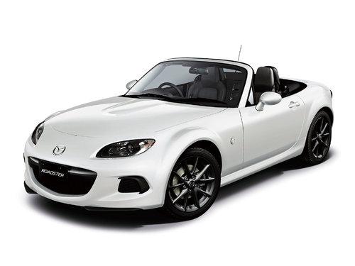 Mazda Roadster 2012 - 2015