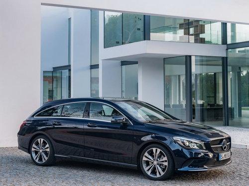 Mercedes-Benz CLA-Class 2016 - 2019