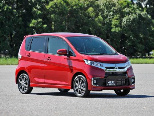 Mitsubishi ek Custom 2015 - 2019
