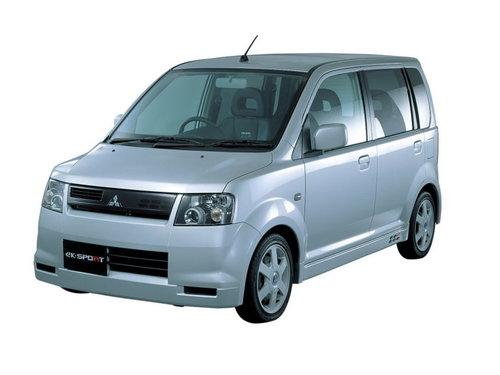 Mitsubishi eK Sport 2002 - 2006