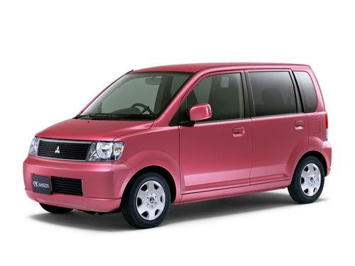 Mitsubishi eK Wagon 2001 - 2004