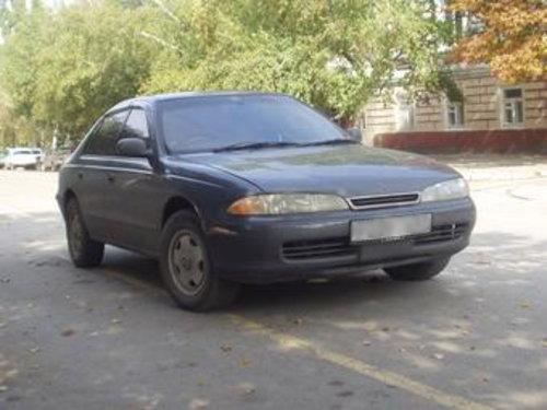 Mitsubishi Eterna 1992 - 1994