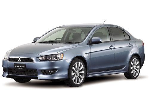 Mitsubishi Galant Fortis 2007 - 2015