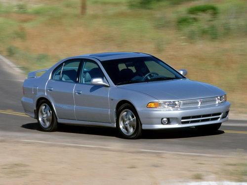 Mitsubishi Galant 1998 - 2001