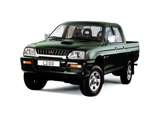 Mitsubishi L200 1996 - 2005