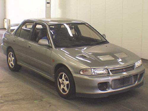 Mitsubishi Lancer Evolution 1994 - 1995