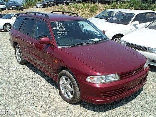 Mitsubishi Libero 1995 - 2000