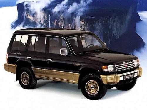 Mitsubishi Montero 1991 - 1999