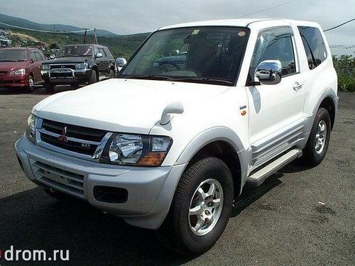 Mitsubishi Pajero 1999 - 2002