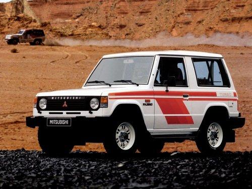 Mitsubishi Pajero 1981 - 1990