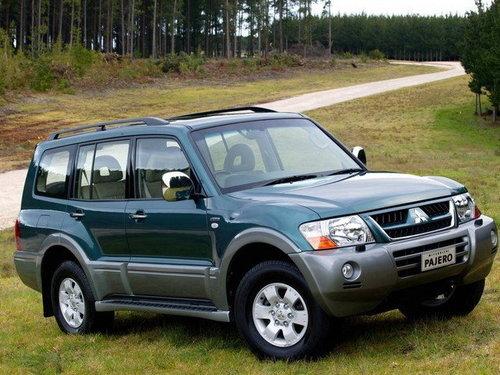 Mitsubishi Pajero 2002 - 2006