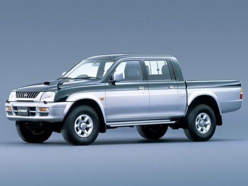 Mitsubishi Strada 1998 - 1999