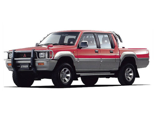 Mitsubishi Strada 1993 - 1997