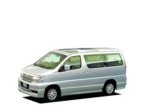 Nissan Caravan Elgrand 1997 - 1999