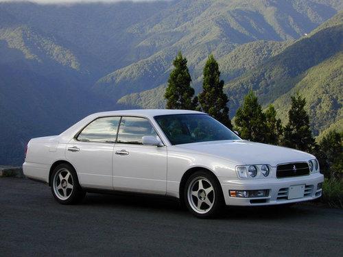 Nissan Cedric 1995 - 1997