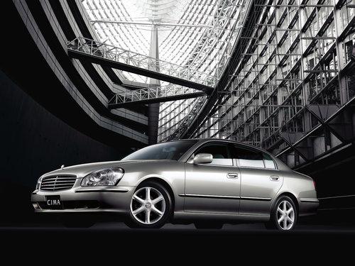 Nissan Cima 2001 - 2003