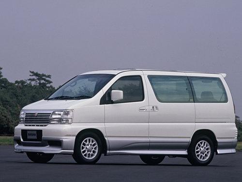Nissan Elgrand 1997 - 2000