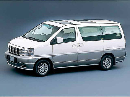 Nissan Homy Elgrand 1997 - 1999