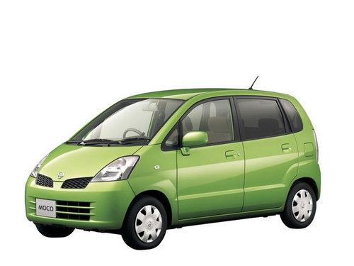 Nissan Moco 2002 - 2006